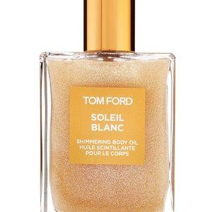 Tom Ford Soleil Blanc shimmer body oil